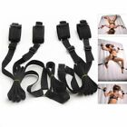 Adult Restraint Under Bed System Set Bondage Strap Cuffs Kit BDSM Toys