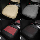PU Leather Car Seat Cover Full Surround Front Rear Seat Mat Cushion Protector US