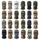 Tactical Camouflage Hunting Balaclava Full Face Mask Neck Warmer Headwear Hats