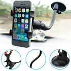 Universal 360° Car Windshield Mount Holder Stand Bracket For Cell Phone iPhone