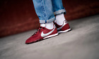 Nike Waffle Racer Team Red/Metallic Silver Men's Trainers in Various Sizes