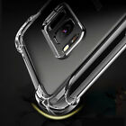 Transparent Shockproof Soft TPU Clear Case For Huawei Phones Cover Skin Shell