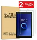 Premium Tempered Glass Screen Protector Clear Anti-Scratch For Alcatel Joy Tab 8
