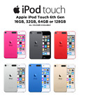 apple ipod touch 6th generation 4 display 16gb 32gb 64gb 128gb all colors