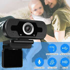 720/1080P HD Camera Webcam With Microphone For Computer Desktop Laptop Teaching