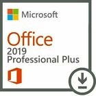 Microsoft Office MS Office 2019 Professional Plus Brand New Product Key - 1 PC