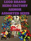 """LEGO HERO FACTORY PART ARMOR with BALL JOINT SOCKET  """"CHOOSE YOUR SIZE/COLOR"""" $0.99 USD on eBay"""