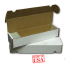 Внешний вид - BCW Cardboard Storage Box Sports/Pokemon/Trading Card 100 200 300 400 800 930