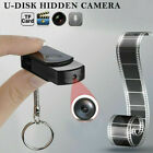 USB Video Recorder Cam Hidden Camera U-Disk Flash Drive Mini HD DVR Pinhole