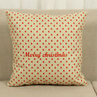 Vintage Cotton Waist Throw Pillow Case Cushions Covers Home Sofas Bed Decoration