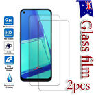 2x For Oppo A94 A52 A72 A91 A5 A9  A53 A53s A15 Tempered Glass Screen Protector