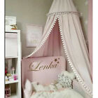 DIY Home Play Tent Bed Canopy Mosquito Net Cotton Baby Dome Curtain Kids Game