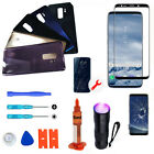 For Samsung Galaxy S9  S9 OEM Front Screen Glass Back Replacement Cover Kit
