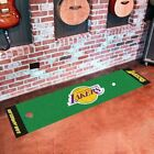 Los Angeles Lakers 18 x 72 Golf Putting Mat on eBay