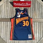 Mitchell  Ness Stephen Curry NBA Authentic Jersey Golden State Warriors 2009