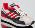 adidas Originals Ultra Tech Mens Raw White Red Casual Lifestyle Sneakers BD7935
