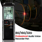 Voice Recorder Digital Sound Audio Dictaphone Rechargeable MP3 Player