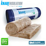 More images of Knauf Earthwool Acoustic Insulation Roll Wall Floor Roll 25mm 50mm 75mm 100mm