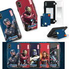Avengers Endgame Mirror Card Case for Samsung Galaxy Note9 Note8