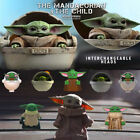 HOT Baby Yoda Child Star Wars with Mandalorian Building Blocks Minifigures MOC