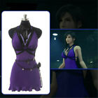 Final Fantasy VII Remake FF7 Tifa Lockhart Cosplay Costume Women Sexy Dress Suit