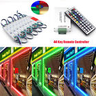 10-100ft Multi-Color 5050 LED Module store Front light Waterproof Lamp  Remote