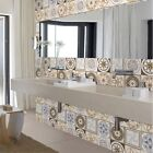 5m Pvc Self Adhesive Tile Wall Art Decal Sticker Kitchen Home Room Decoration