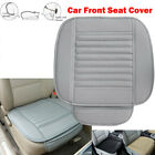 Universal Breathable Pu Leather Car Front Seat Chair Half Surround Cover Pad Mat