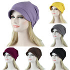 Ladies Women Hair Loss Scarf Cancer Chemo Cap Muslim Turban Head Wrap Cover Hat