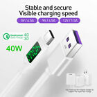 Mcdodo LED Type-C 3.1 5A USB-C Fast Charging Quick Charger Data Sync Cable Cord