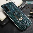 Leather Phone Case For Samsung Galaxu S20 Ultra S10 Plus S9 S8 Kickstand Ring