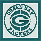 Green Bay Packers stencil - 11x11 - 8x8 - 6x6 - 4x4 - Reusable Mylar $19.69 USD on eBay