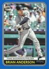 2020 Topps Big League Blue Parallel Stars RC's LL U-Pick Cards Build a LotBaseball Cards - 213
