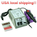 Kyпить Fast Shipping Electric Nail Drill Machine Manicure Tool Pedicure File Set Kits на еВаy.соm
