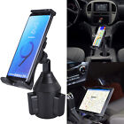 Adjustable Long Arm Car Cup Holder Mount Stand for iPad Samsung Tablet GPS Phone