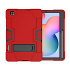 For Samsung Galaxy Tab S6 Lite 10.4 P610 P615 Shockproof Heavy Duty Rugged Case