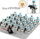 20x 501st Clone Troopers Mini Figures 6 (lego Star Wars Compatible)