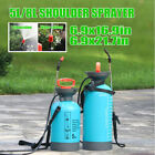 5L / 8L Garden Pressure Sprayer – Portable Hand Pump Chemical Weed Spray