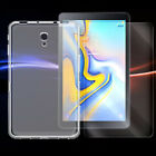 Full Coverage Screen Protector + TPU Case for Samsung Galaxy Tab A 10.5 SM-T597V