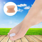 1 Pair Big Toe Bunion Protector Corrector Straightener Separator Pain Relief