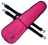 More images of Pink 1 / 4 Size Violin Case with Back Pack Straps & Lockable by J.Thibouville-Lamy