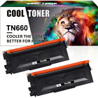 Toner & Drum for Brother TN660 DR630 DCP-L2540DW MFC-L2700DW HL-L2380DW Lot