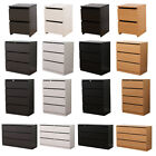 AVC Designs 2,3,4,6 Drawer Chest of Drawers Modern Bedroom Storage inc Warranty