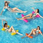 Outdoor Portable Water Hammock Recliner Inflatable Pool Float Swimming Chair
