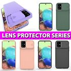 LENS PROTECTOR Samsung A51,A71 Heavy Duty Shockproof Silicone Luxury Case Cover