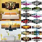Modern Unframed Picture Abstract Canvas Wall Art Oil Painting Home Wall Decor US