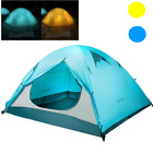 2-3 Person Outdoor Camping Waterproof 4 Season Family Tent Camouflage Hiking US