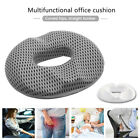 Memory Foam Cushion Used To Relieve Pain After Hemorrhoids And Prostate Surgery