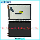 For Microsoft Surface Pro 2 3 4 5 7 Replace LCD Touch Screen Digitizer Assembly