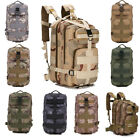 Tactical Military Molle Backpack Small Army Survival Bug Out Bag Rucksack Pack